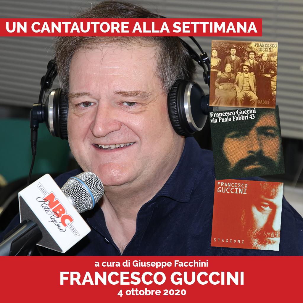 20201004 Francesco Guccini Podcast - Un Cantautore Alla Settimana