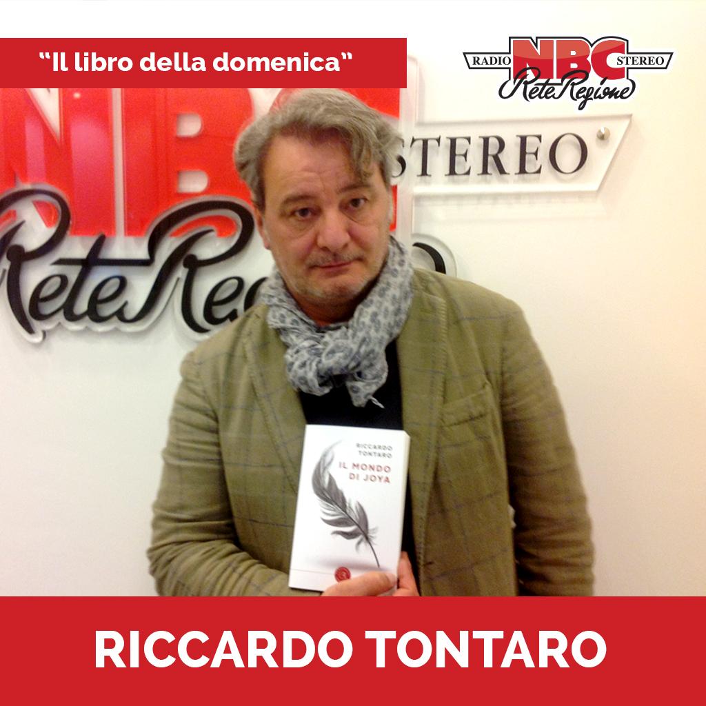 Riccardo Tontaro Podcast - Il Libro della Domenica