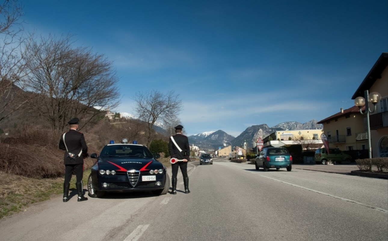 carabinieri borgo
