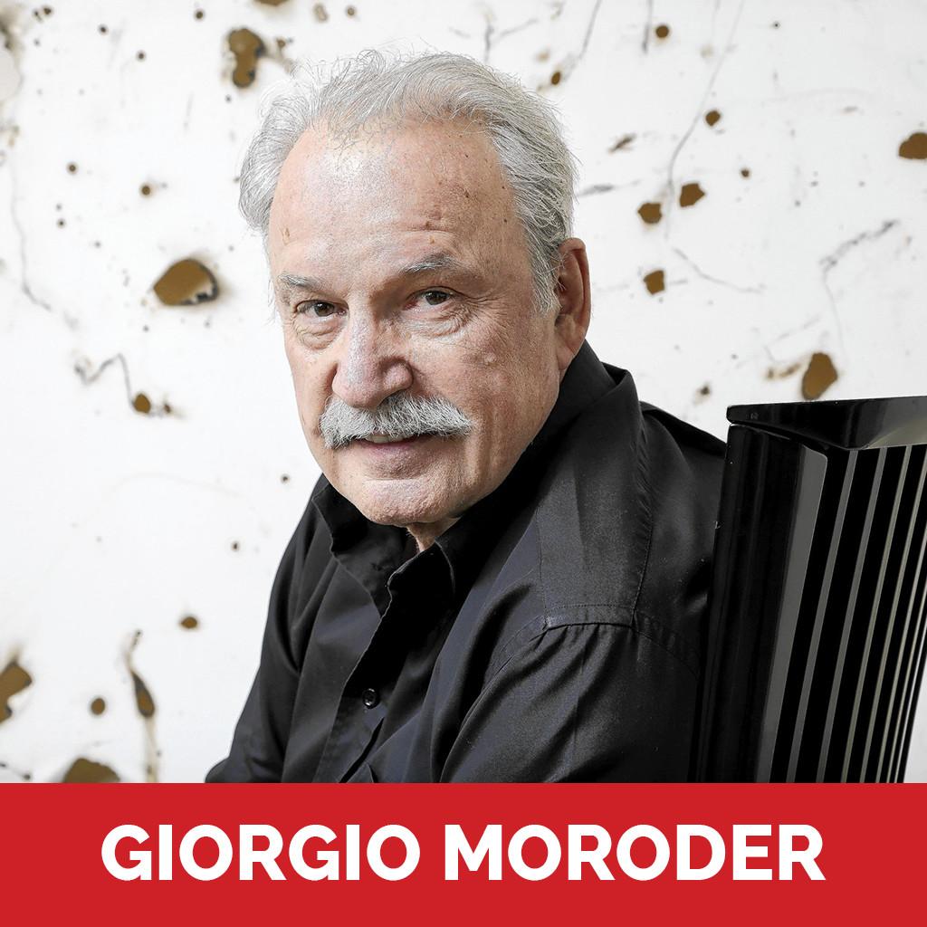 Giorgio Moroder Podcast