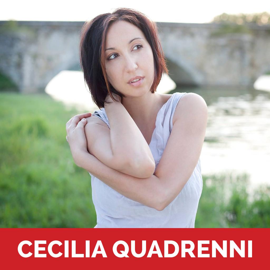Cecilia Quadrenni Podcast