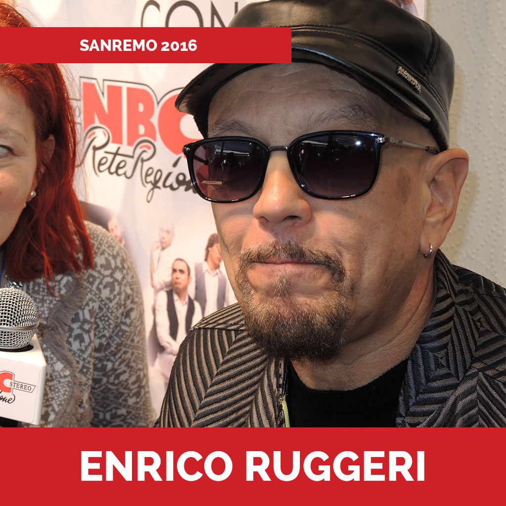 Enrico Ruggeri Podcast