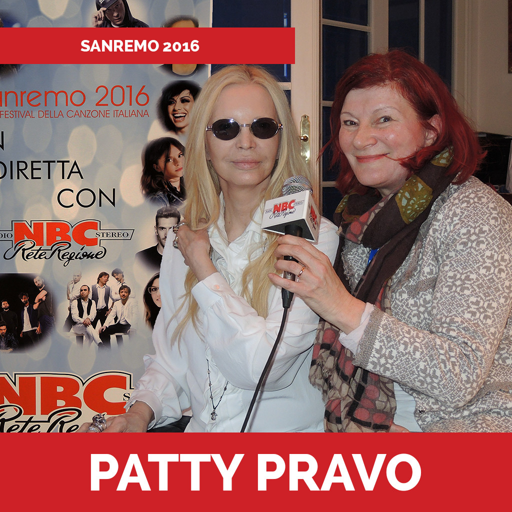 Patty Pravo Podcast
