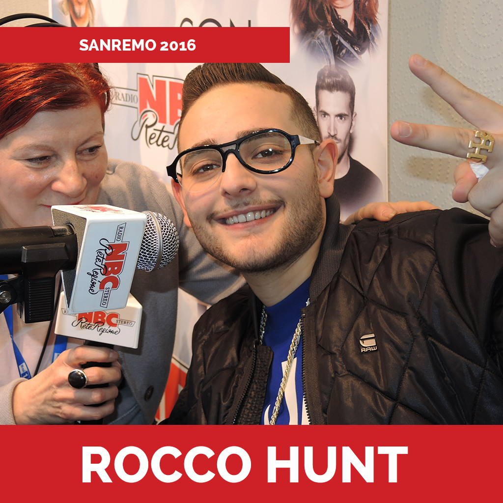 Rocco Hunt Podcast