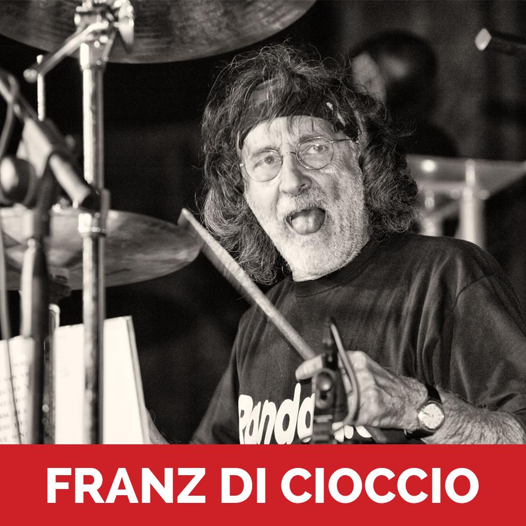 Franz Di Cioccio Podcast