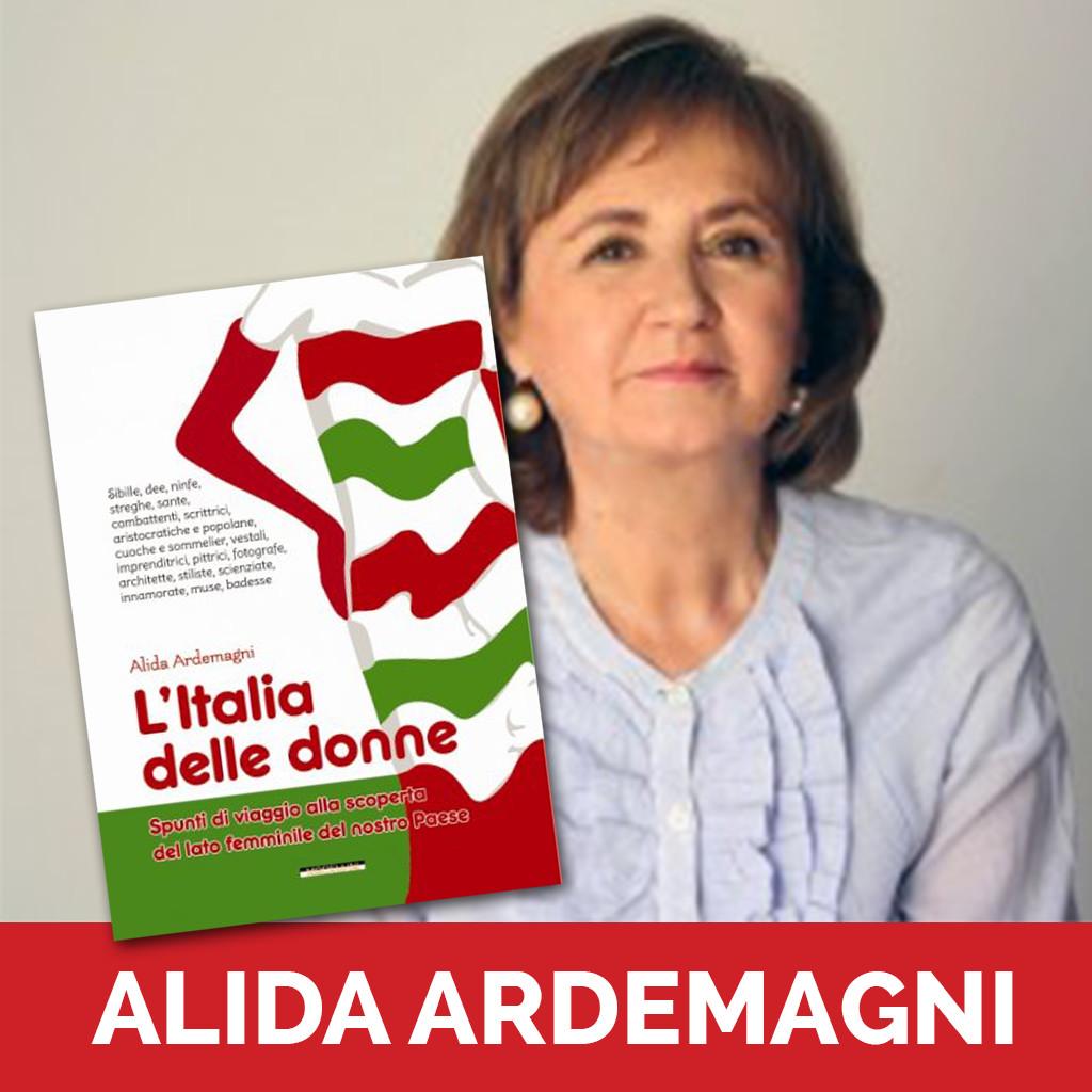 Alida Ardemagni Podcast