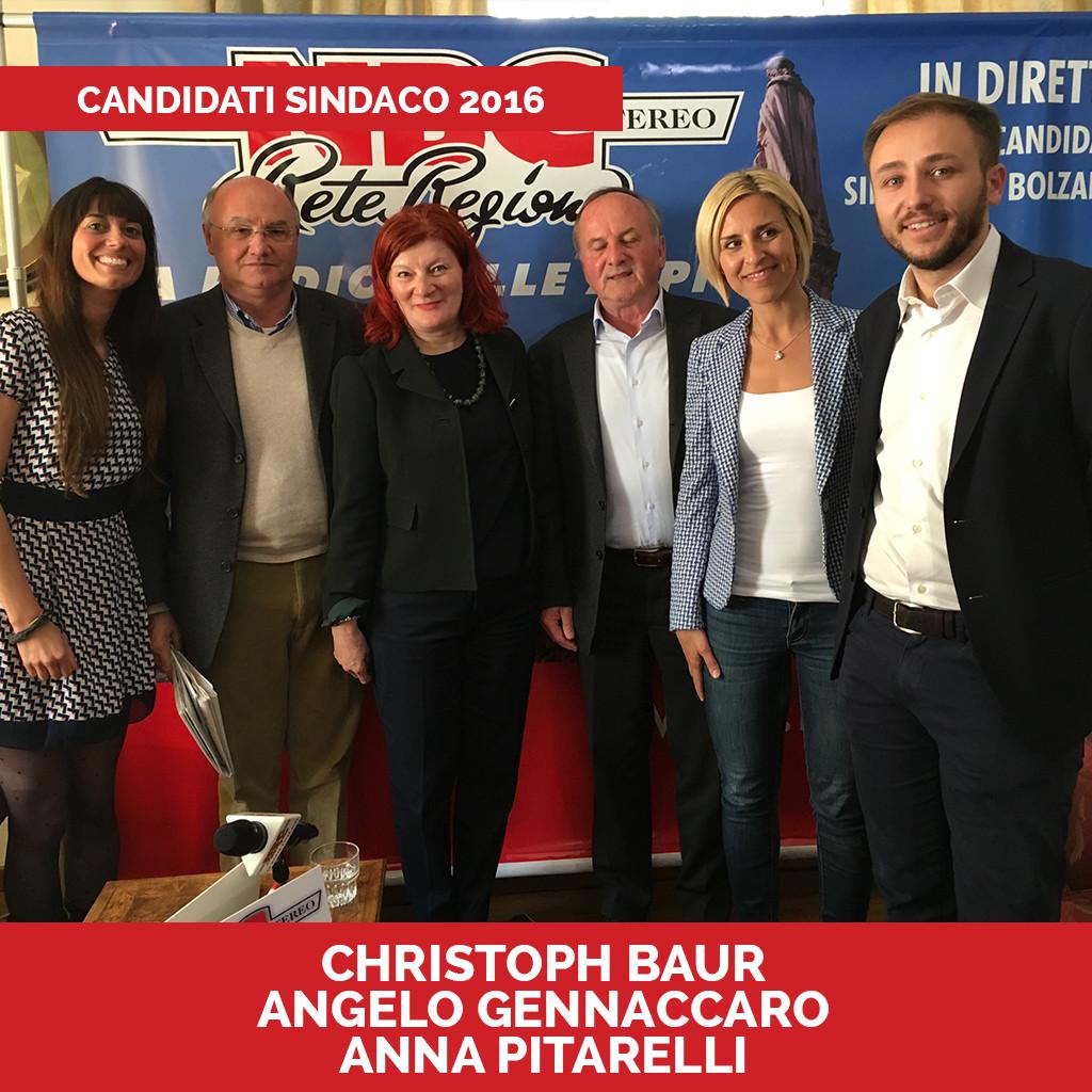 Candidati Sindaco puntata n.01 Podcast