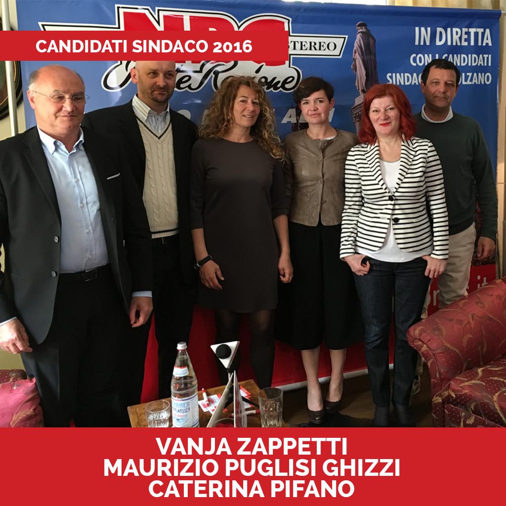 Candidati Sindaco puntata n.02 Podcast