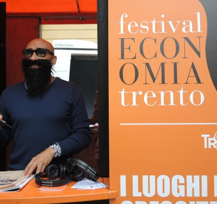 Radio NBC Festival economia 2016 trento 9