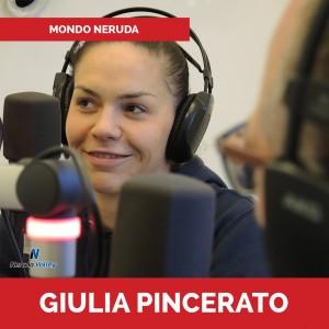Giulia pincerato Mondo Neruda podcast
