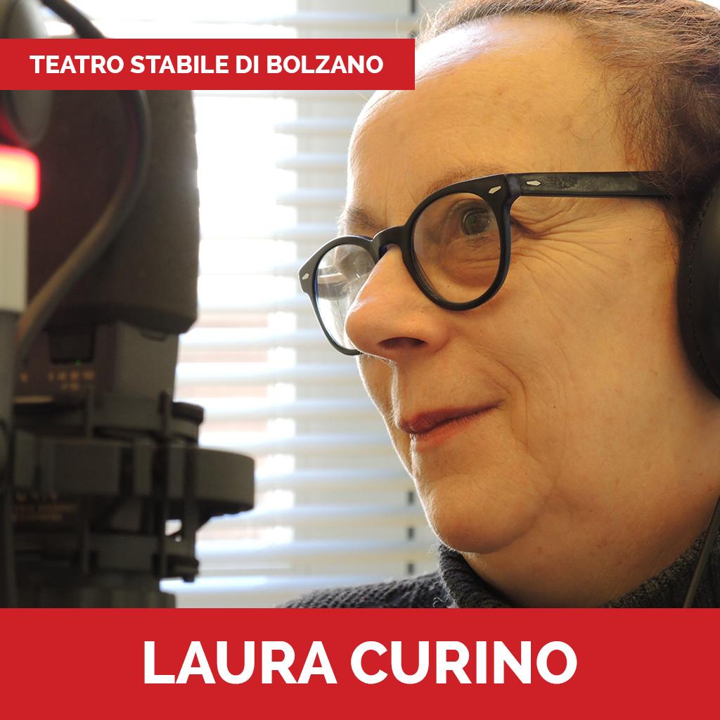 Laura Curino Sipario