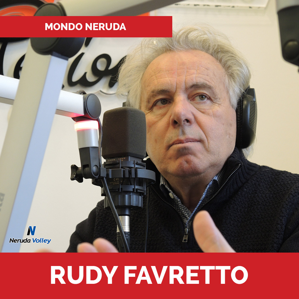 Rudy Favretto podcast