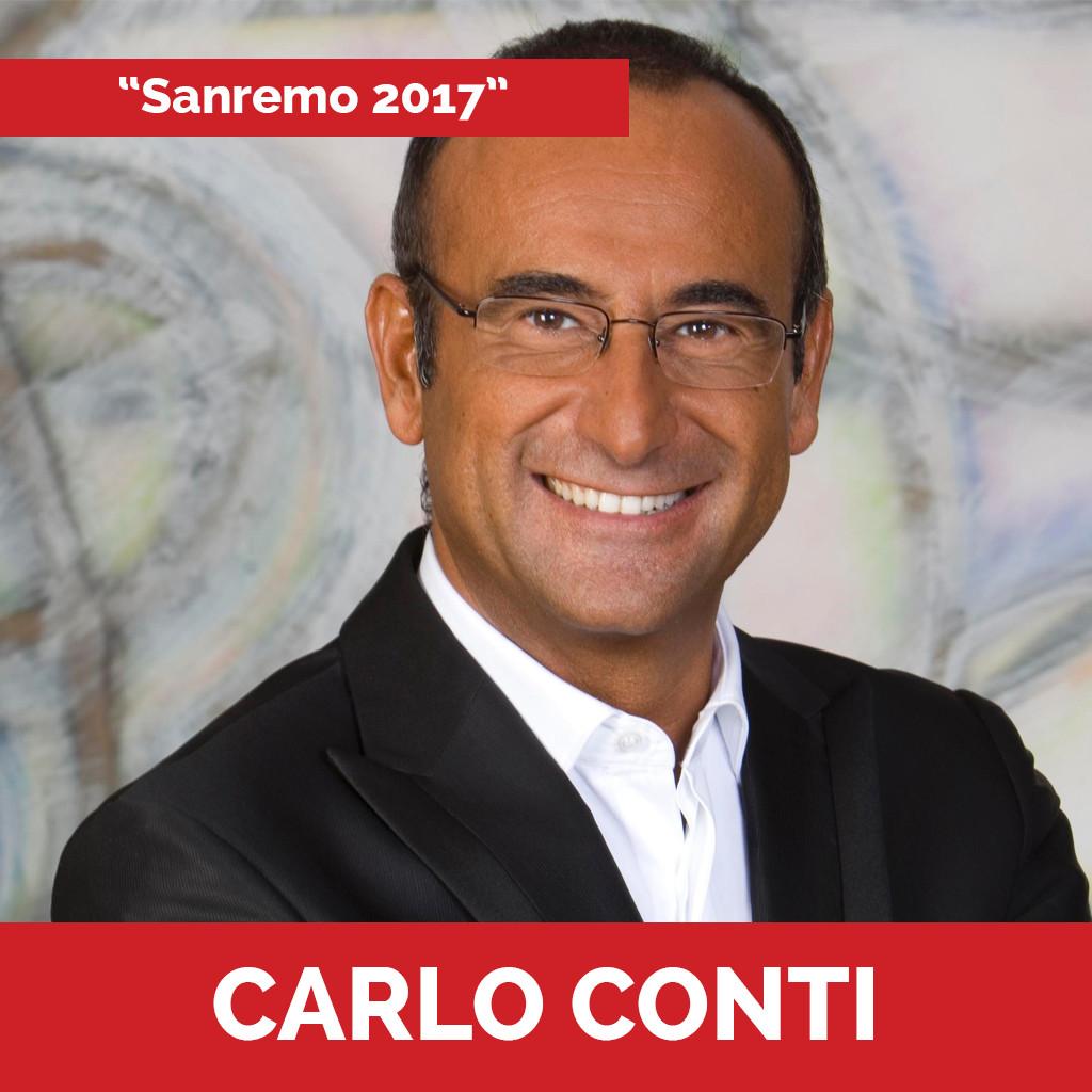 Carlo conti podcast sanremo 2017