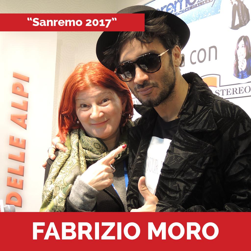 Fabrizio Moro Podcast