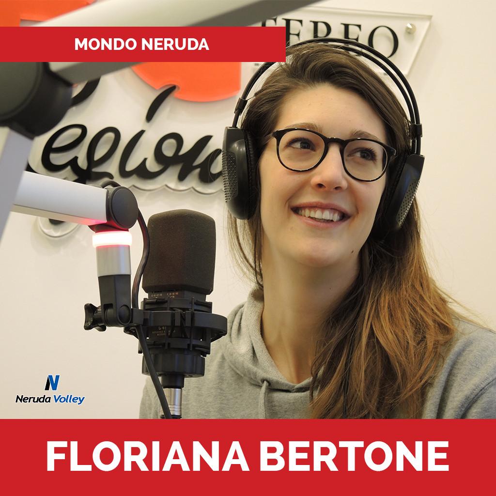 Floriana Bertone Mondo Neruda Podcast