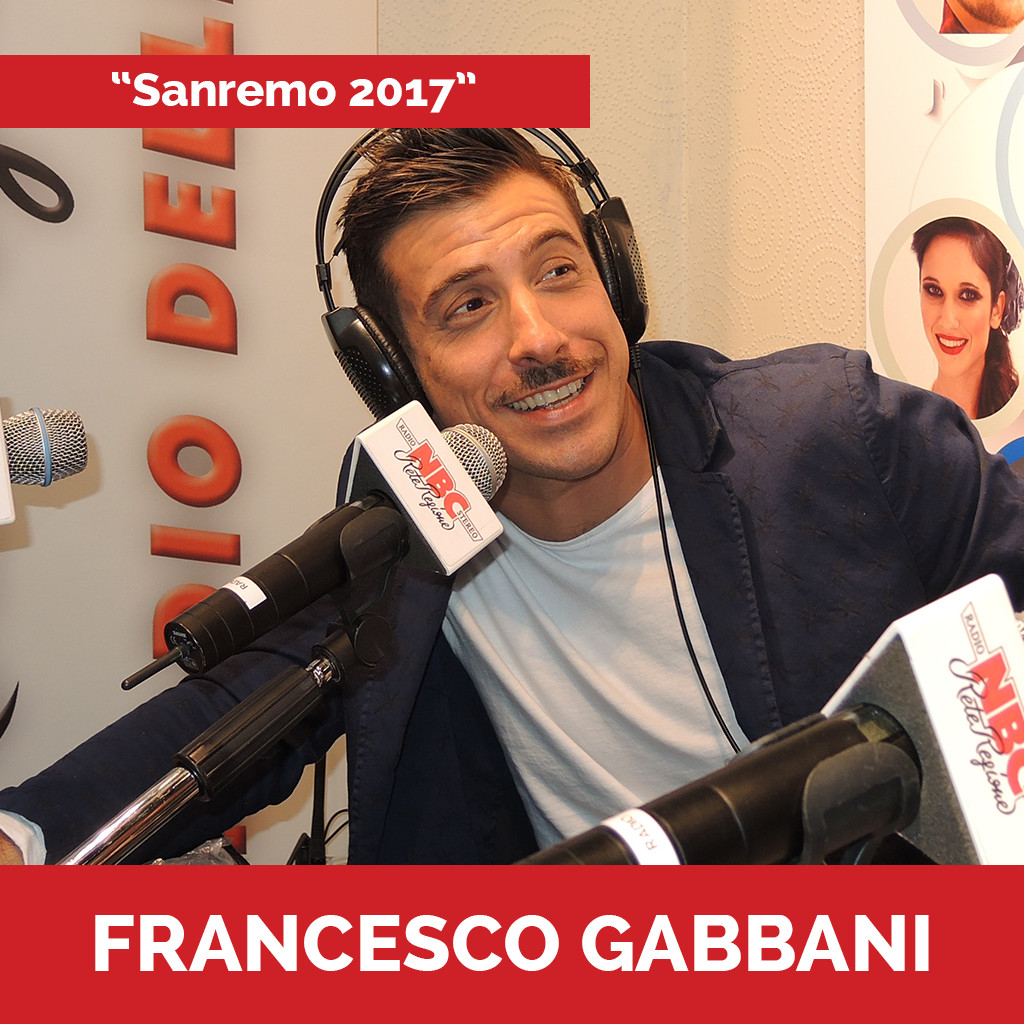 Francesco Gabbani Podcast