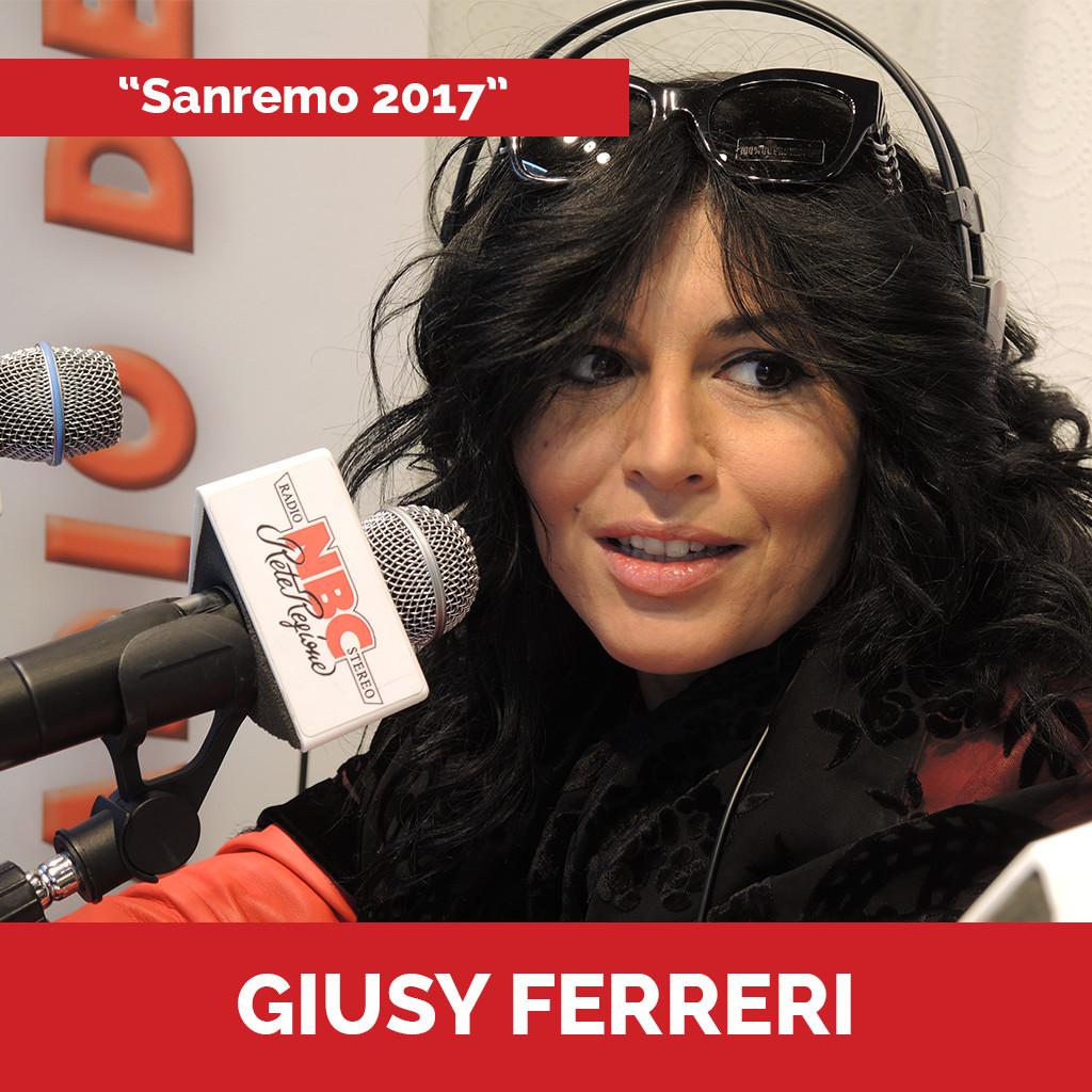 Giusy Ferreri Podcast