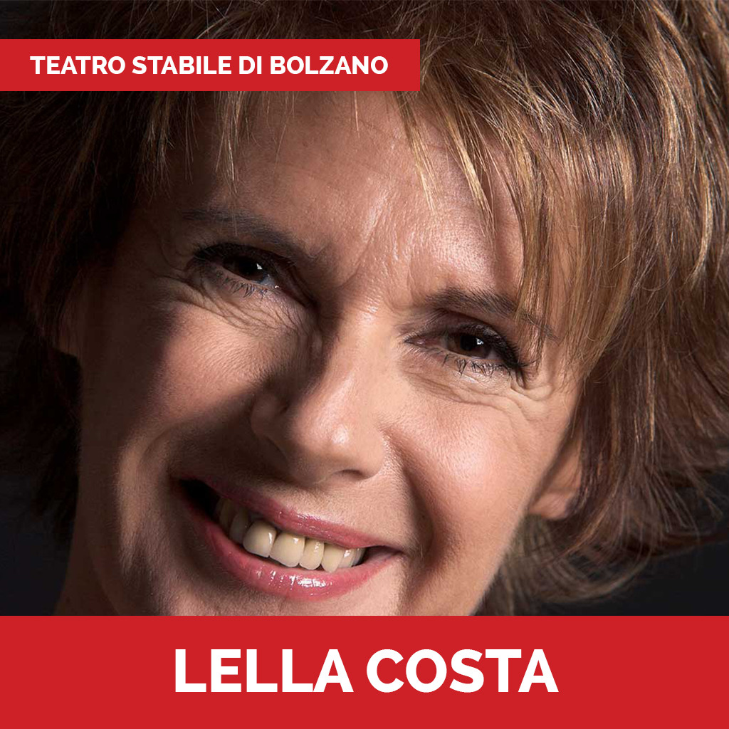 Lella Costa Sipario