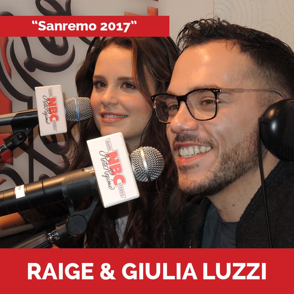 Raige e Giulia Luzzi Podcast