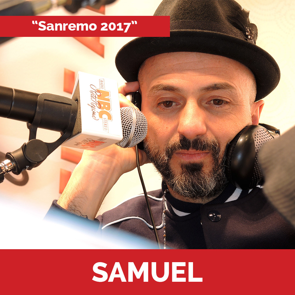 Samuel Podcast Sanremo 2017