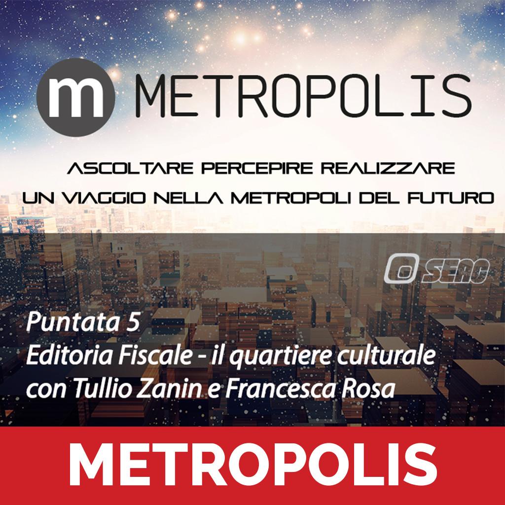 Seac Metropolis puntata 5 20160228