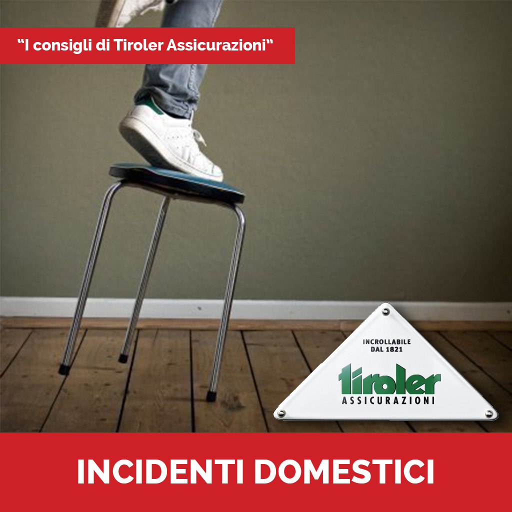 Tiroler incidenti domestici podcast