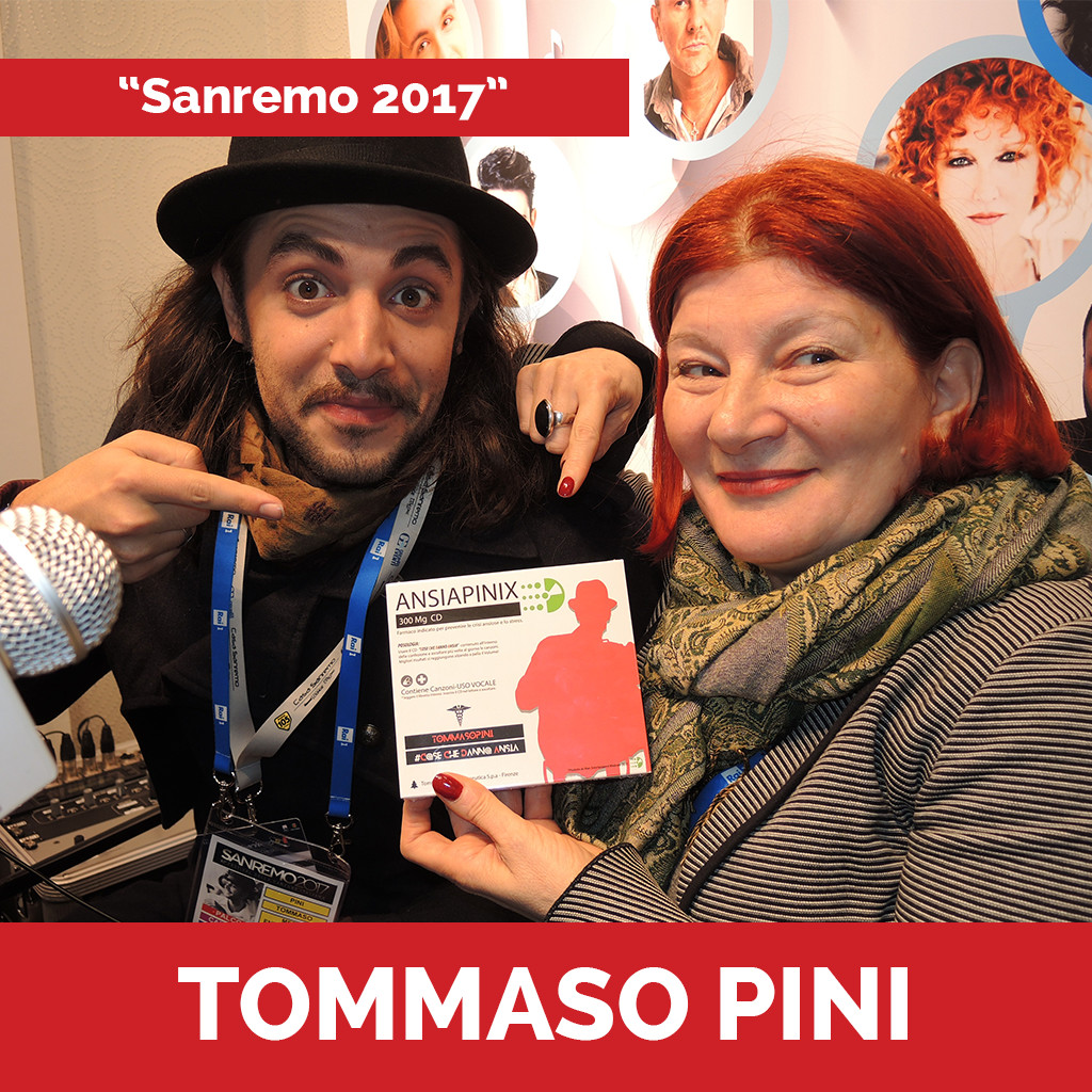 Tommaso Pini Podcast
