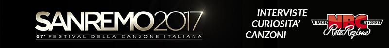 Speciale Sanremo 2017 su Radio NBC