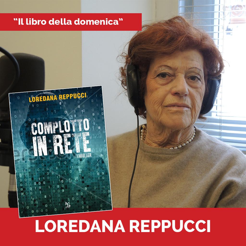 Loredana Reppucci il libro della domenica