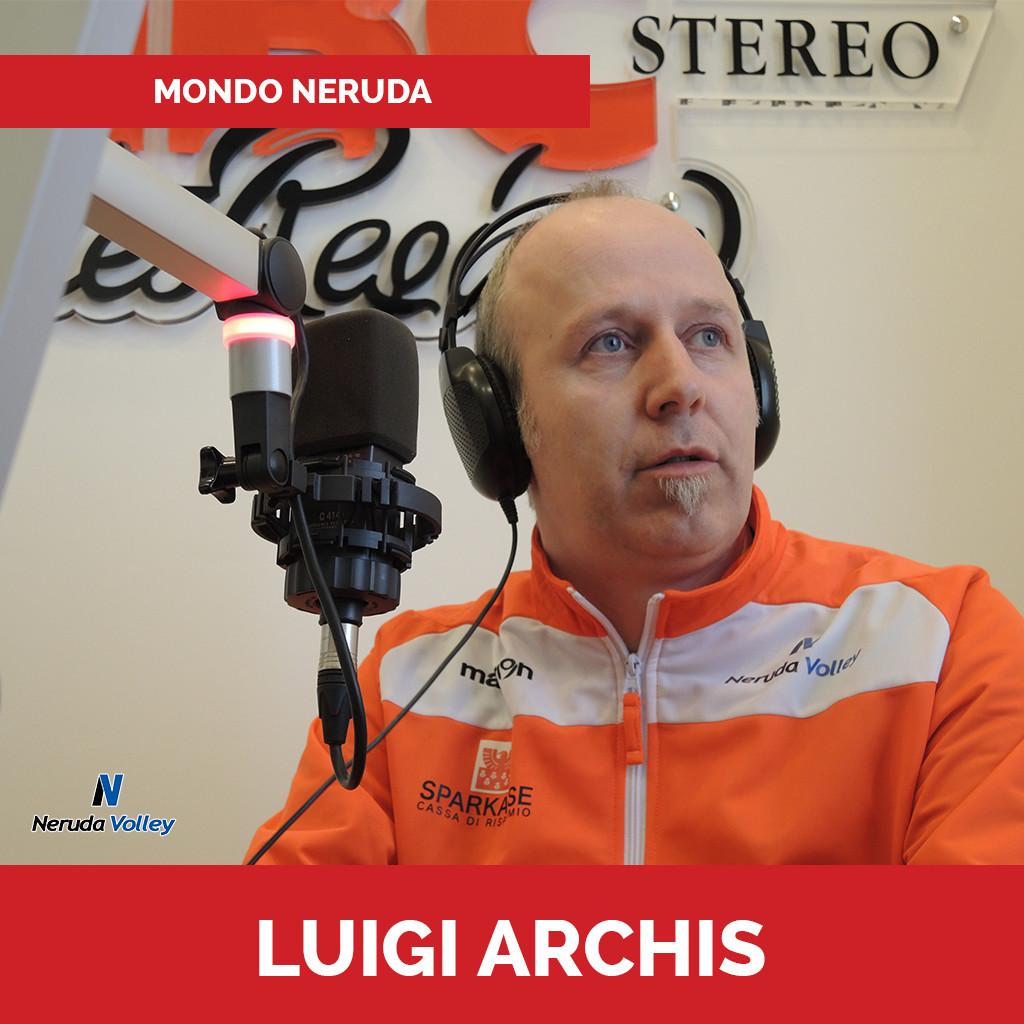 Luigi Archis Podcast