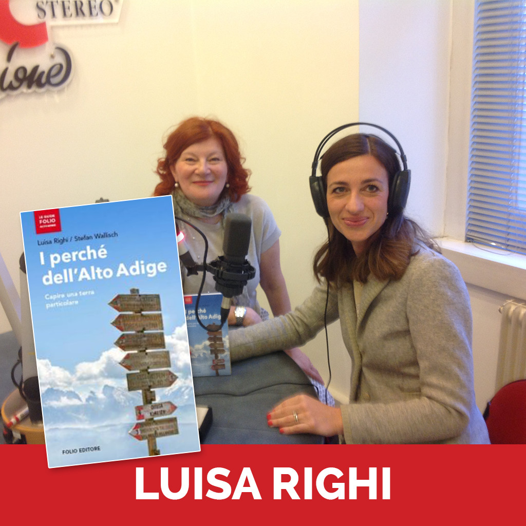 Luisa Righi Podcast