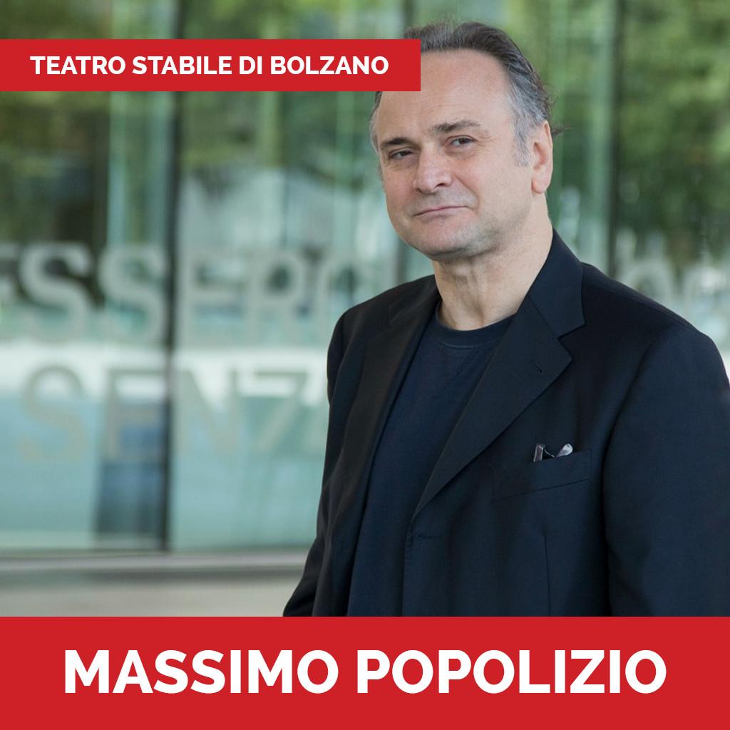 Massimo Popolizio Sipario
