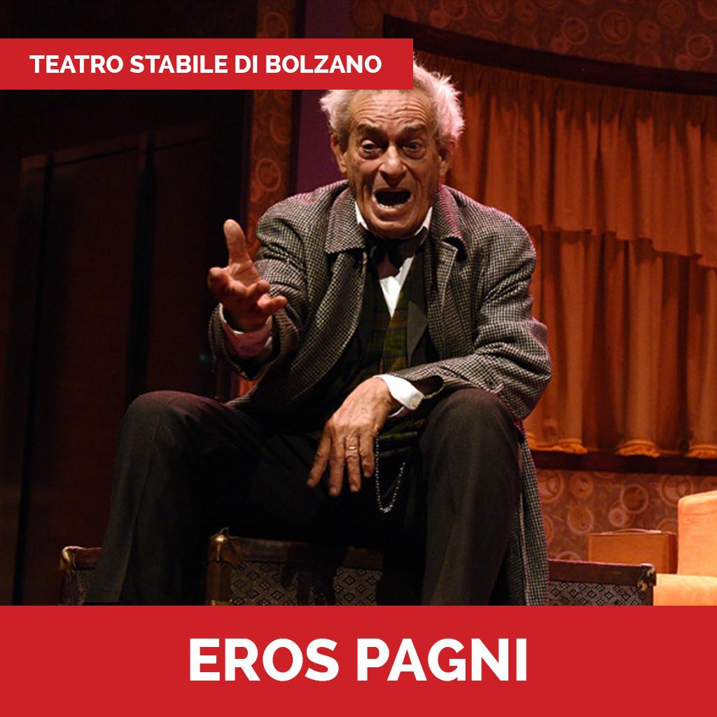 Sipario Eros Pagni podcast