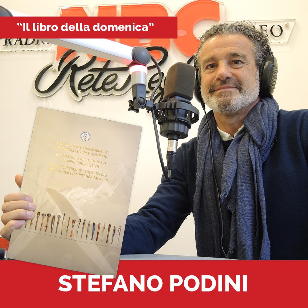 Stefano Podini il libro della domenica
