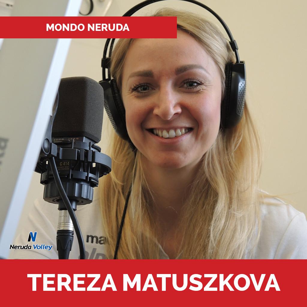 Tereza Matuskova mondo neruda podcast