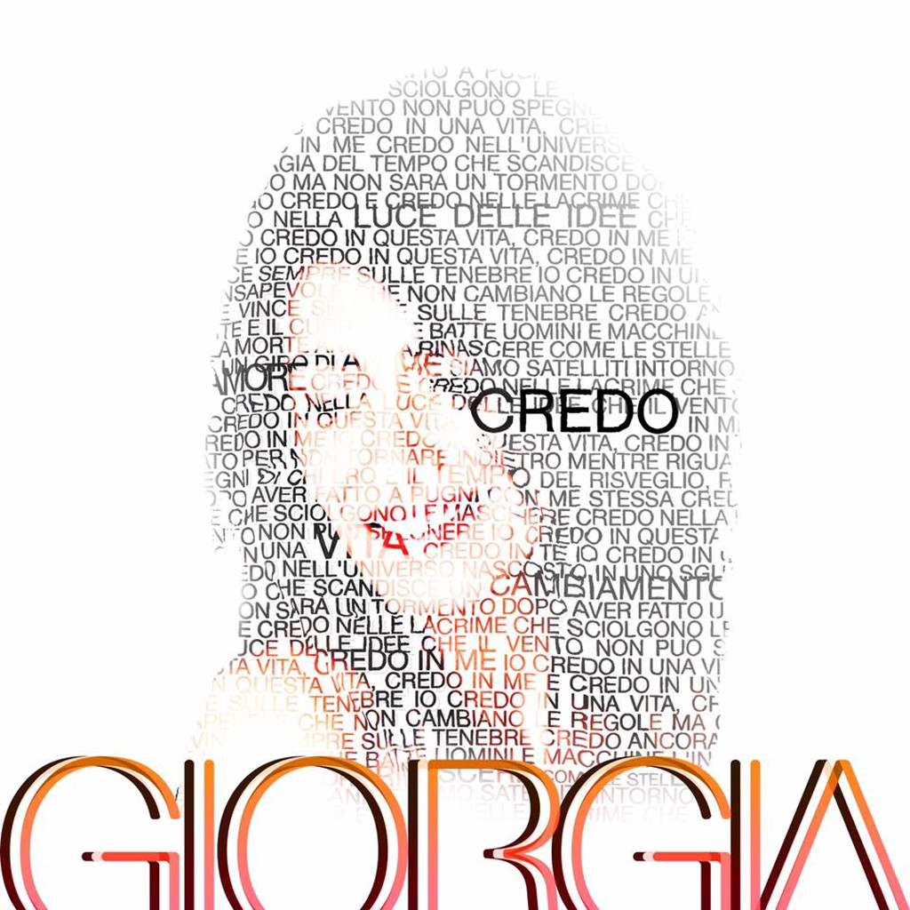 Giorgia disco novita