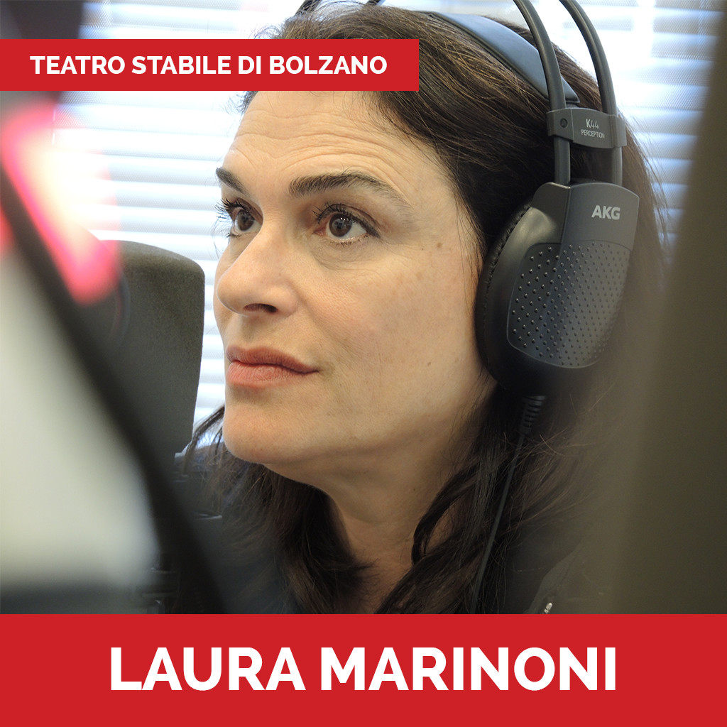 Laura Marinoni Podcast