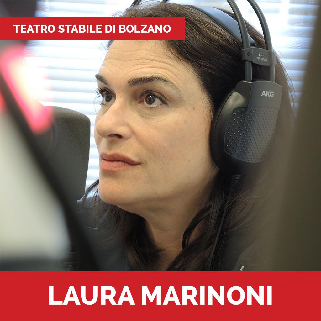 Laura Marinoni Podcast