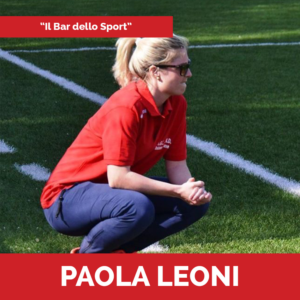 Paola Leoni podcast