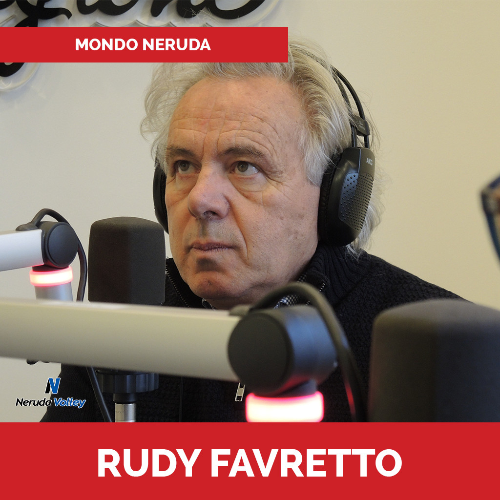 Rudy Favretto podcast 2