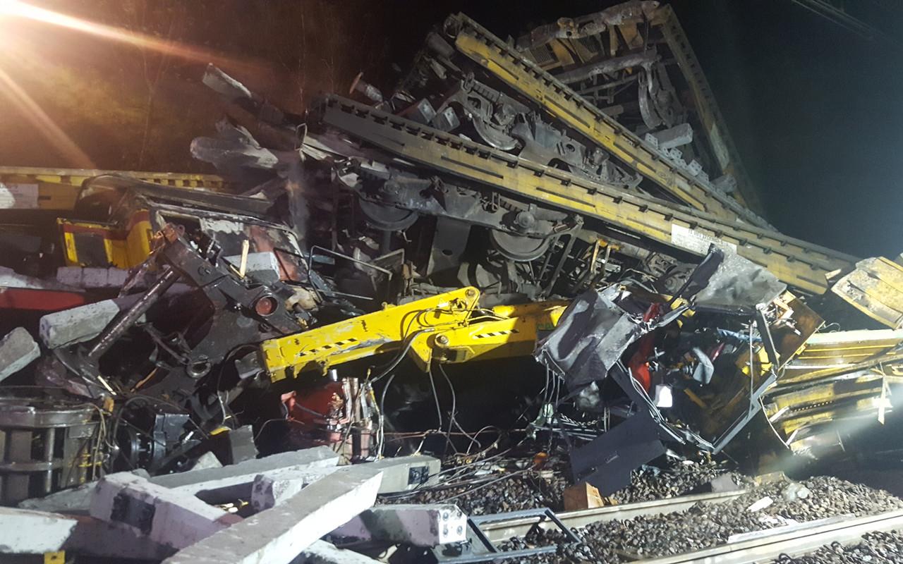 Treno incidente 1