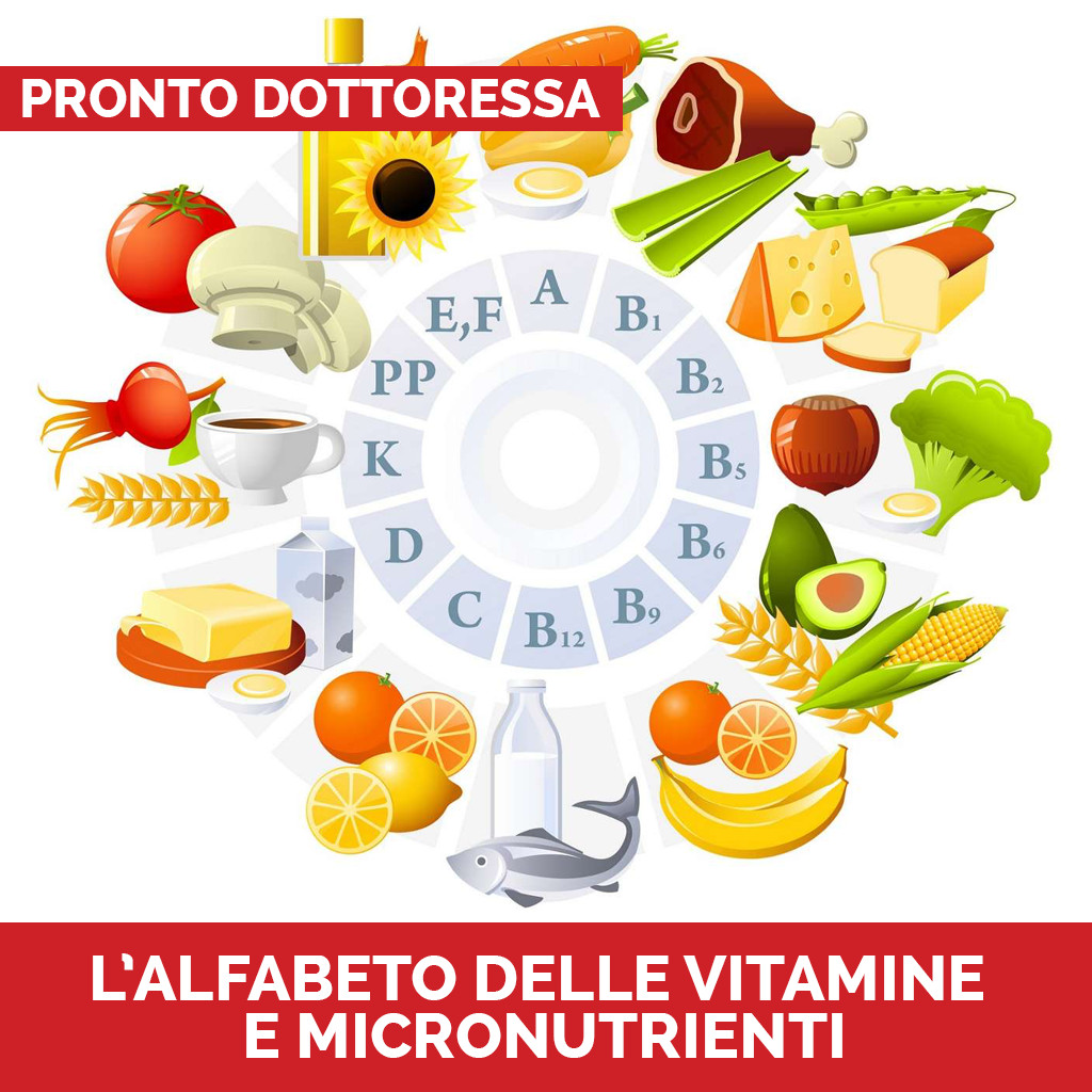 Vitamine pronto dottoressa