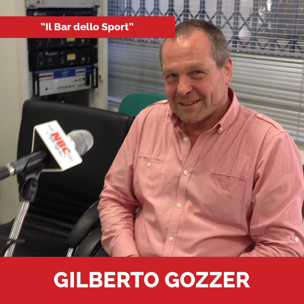 Gilberto Gozzer Bar Sport