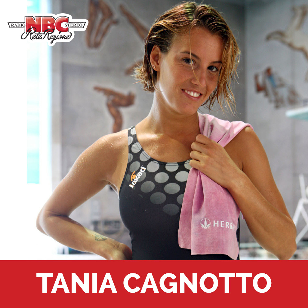 Tania Cagnotto podcast