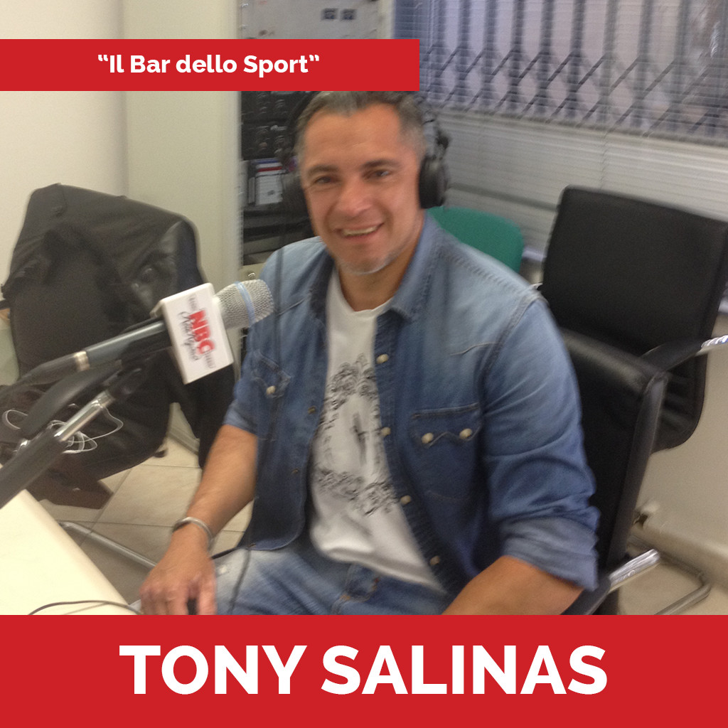 Tony Salinas bar sport