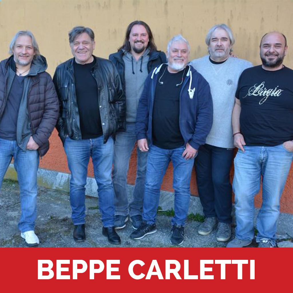 Nomadi beppe carletti podcast