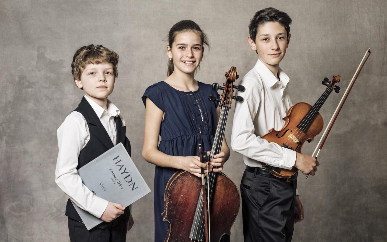 Trio Sberze Ciech Guarino