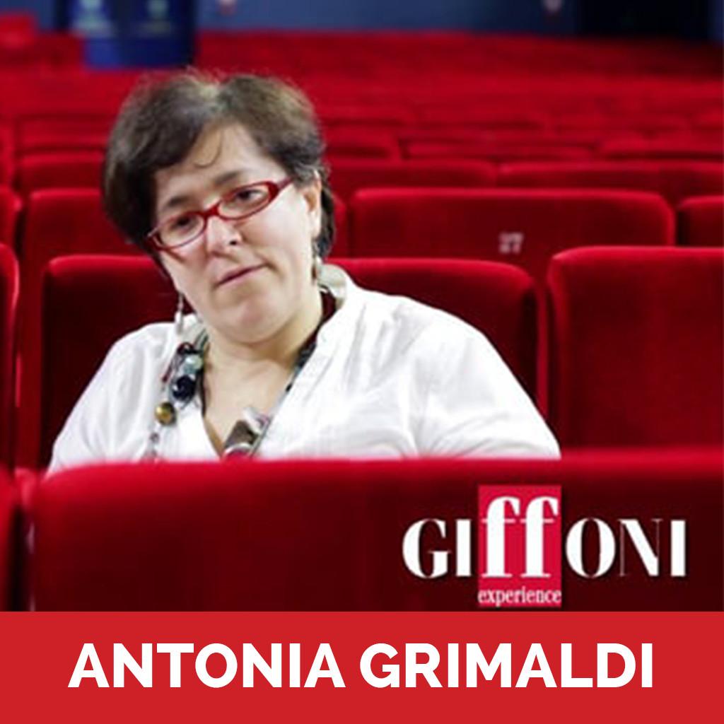 Antonia Grimaldi Podcast
