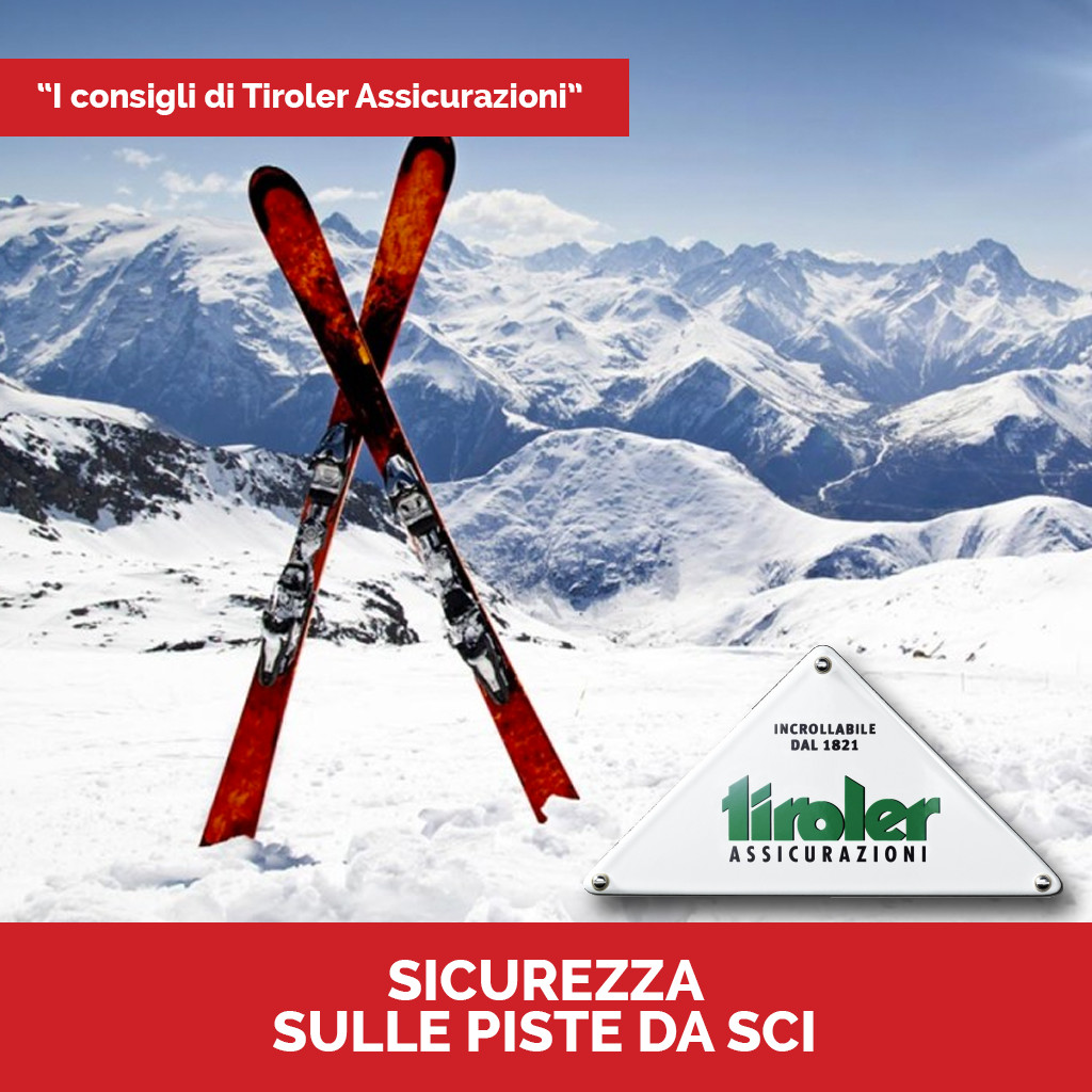 tiroler isicurezza pista sci