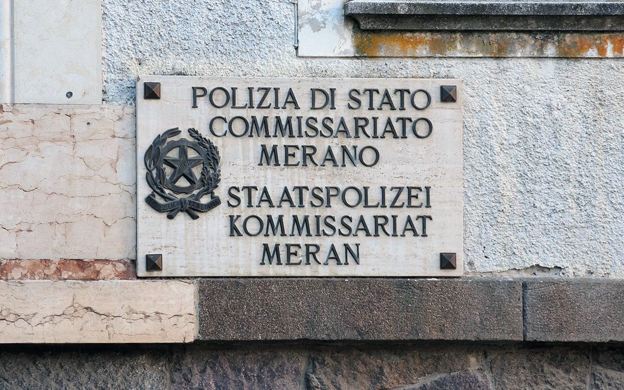 Commisariato Polizia di Stato Merano